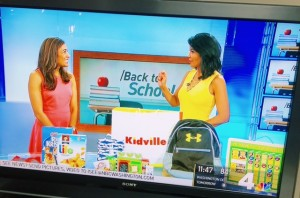 Back To School Tips – NBC 4 TV Segment