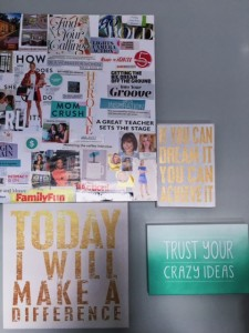 How To Design A Vision Board Of Your Ideal Life (VIDEO)