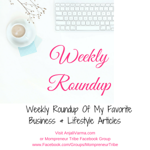 Weekly Roundup: Tom Brady, Podcasting, Improving Your Mental Health, And More!