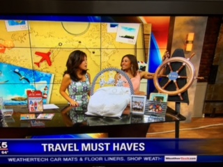 Travel Tips – Fox 5 TV Segment